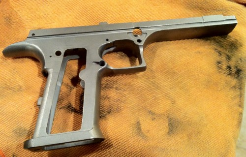 .440 desert eagle with boron coating